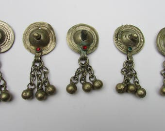 lot 5 kuchi pendant buttons