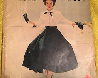 Rare March 1949 SEVENTEEN Magazine free shipping