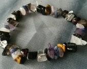 Chakra Stones Stretch Bracelet (Alternative Colors)