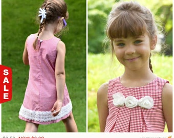 Cropped Top PDF Sewing Pattern - The Lily