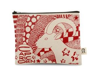 capricorn pouch