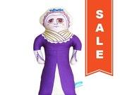 ON SALE Martha Washington Doll - LIMITED Edition