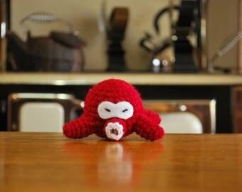 Crochet Zelda Octorok