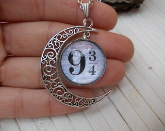Necklace, harry potter, anden 9 3/4