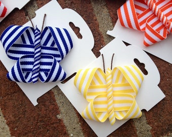 Butterfly Hair Clip Birthday Party Favors