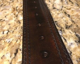 Custom Made to order Belts