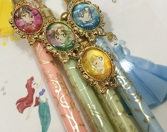NEW Japanese Anime Sailor Moon Fancy Mechanical Drawing Pencil 0.5mm