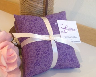 Set of Lavender Sachets, Pure Lavender Pillows, Wedding, Drawer Scenters, Mothers Day, Colleague Gift, Scented Gift,