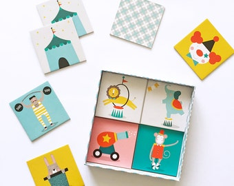 Memory game, toddler birthday gift, kids toy, gift for girls, gift for boys, memory match, kids game, educational game