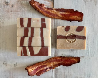 Maple Bacon- Organic Gourmet Soap LIMITED EDITION