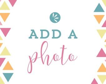 Add a Photo Add-On