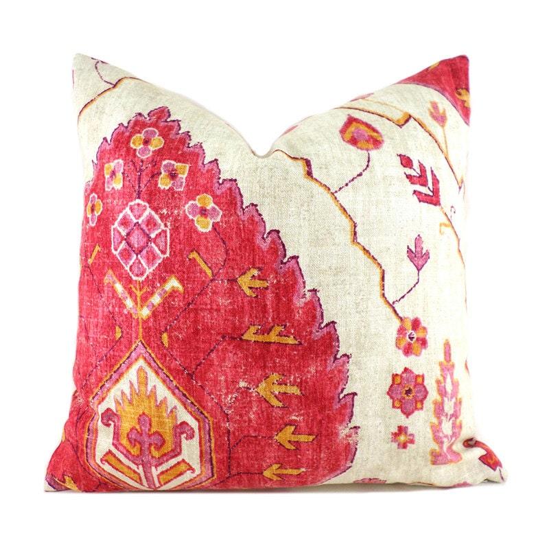 Decorative Pillow Measurements : Pillow Covers ANY SIZE Decorative Pillow Cover Designer Pillow