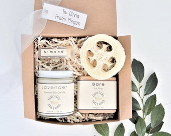Large Spa Gift set| Bridesmaid| Christmas gift| Gift Ready| Personalized