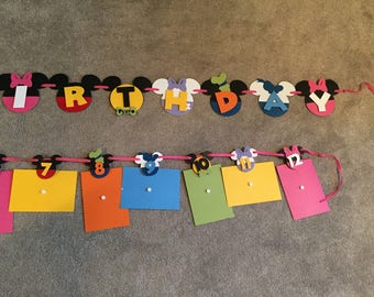 Mickey Mouse clubhouse package