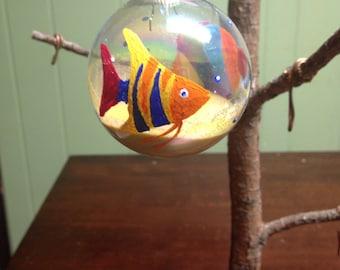 Fish Tales Ornament