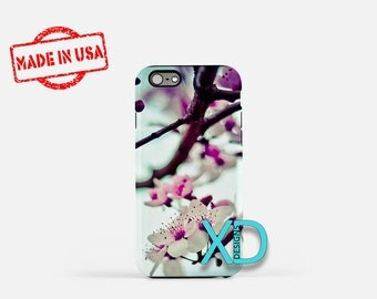 Blossom iPhone Case, Apple Tree iPhone Case, Blossom iPhone 8 Case, iPhone 6s Case, iPhone 7 Case, Phone Case, iPhone X Case, SE Case New