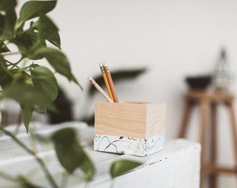 Marble Organizer Box