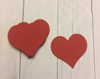 Heart Die cuts