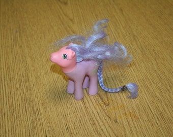 Vintage 1980s MY LITTLE PONY Lily!  Private Collection!