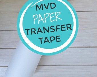 Red Grid Paper Transfer Tape Sheets Your Choice Of Size - Transfer tape for vinyl decals