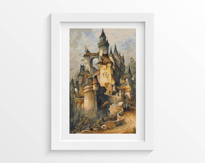 Romantic Castle by Hanns Bolz (BOLZ01)