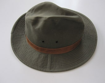 Green Outdoor Hunting Hat