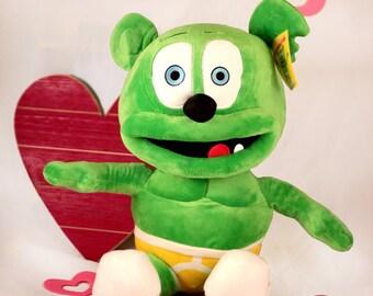 Gummibär Jumbo Sitting Plush Toy