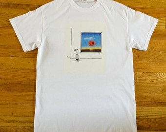 The Peanuts Design T-Shirts