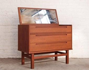 Nils Jonsson Danish Vanity / Small Dresser