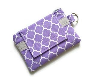 Small Wallet / ID Wallet / Keychain ID Wallet / ID Holder