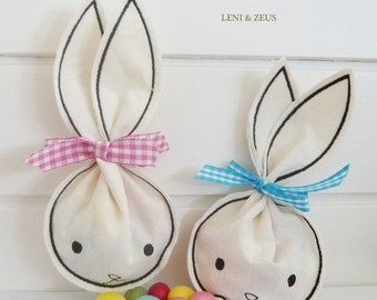Two Bunny purse