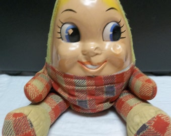 Vintage Humpty Dumpty, This One has Fallen Off The Wall, T