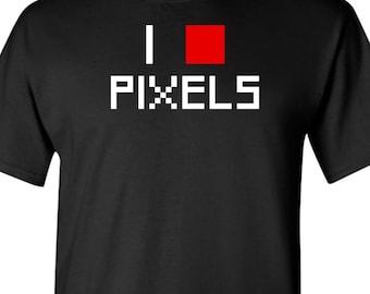 I Heart Pixels