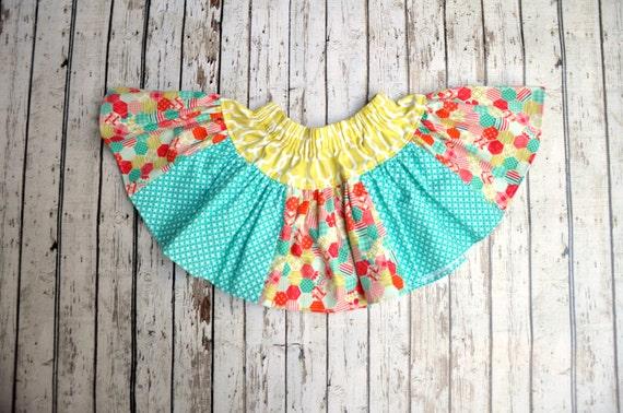 Hexagon Twirl Skirt 18/24 MTH