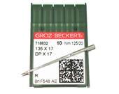 135x17 Walking Foot Industrial Sewing Needles Size 20 10 Pack Groz-Beckert