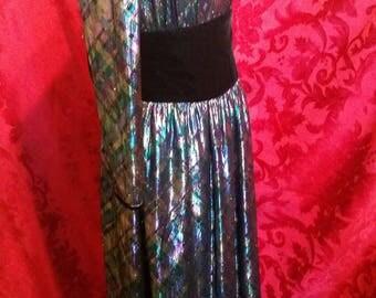 Glam hollywood shimmer dress