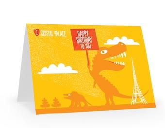 Crystal Palace card