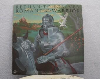 """Return To Forever - """"Romantic Warrior"""" vinyl record"""