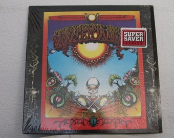 "The Grateful Dead - ""Aoxomoxoa"" vinyl record"