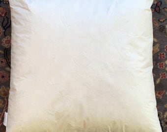 Feather Cushion pad