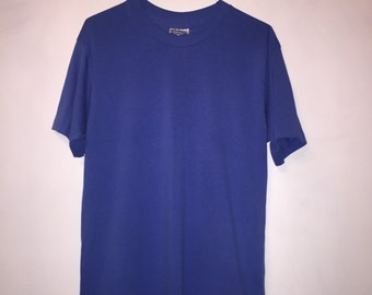Fifty-Fifty Blue Tee