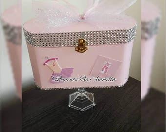 Princess Ballerina Inspired Keepsake Box Centerpieces
