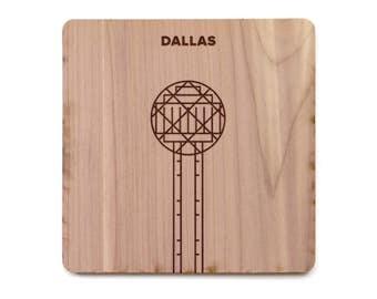 Dallas Coaster - Reunion Building