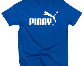 PINAY filipino Philippines Puma Spoof Shirt T shirt
