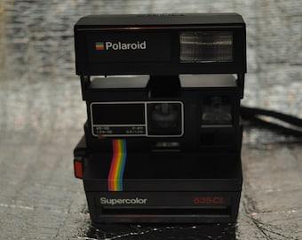 Polaroid Supercolor 635 CL Instant Camera