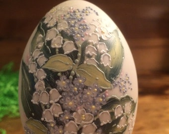 Egg Hand Painted