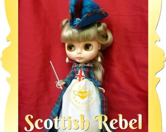 Scottish Rebel - 18th Century Set