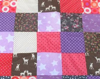 Baby blanket/ Baby quilt blanket/ Baby quilt handmade/ Baby bedding/ Patchwork Blanket/ Nursery bedding/ Crib Bedding/ Baby Cot Blanket