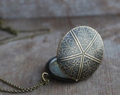 Simplicity ' Locket necklace,  gifts for her