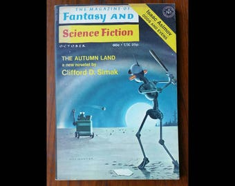 Play ball ! The magazine of fantasy and science fiction